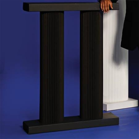 Black Balustrade – 4 ft. (set of 2)