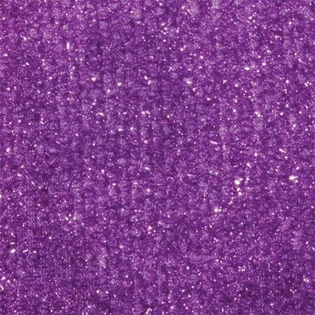 Purple Fabric Column Cover