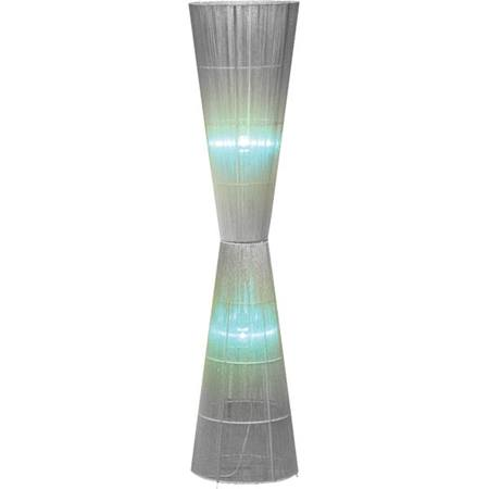Wire Silver Shimmer Column