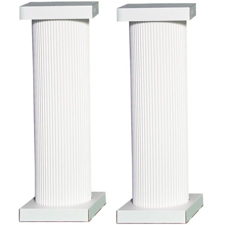 White Columns – 4 ft (set of 4)