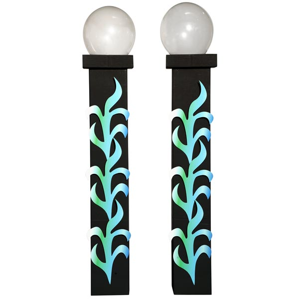 A Night Beneath the Waves Columns Kit (set of 2)