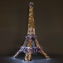 Light-full Eiffel Tower Kit