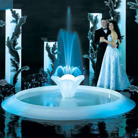 Reflections Of Romance Tulip Fountain Kit Prom Nite