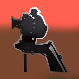 Fame and Fortune Filmmaker Silhouette Kit