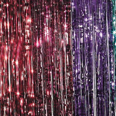 Metallic Curtain – 3 ft. x 4 ft.