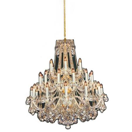 Stately Splendor Chandeliers Kit - Set of 2