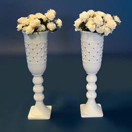 Fairy Tale Love Short Flower Stands (set of 2) Kit