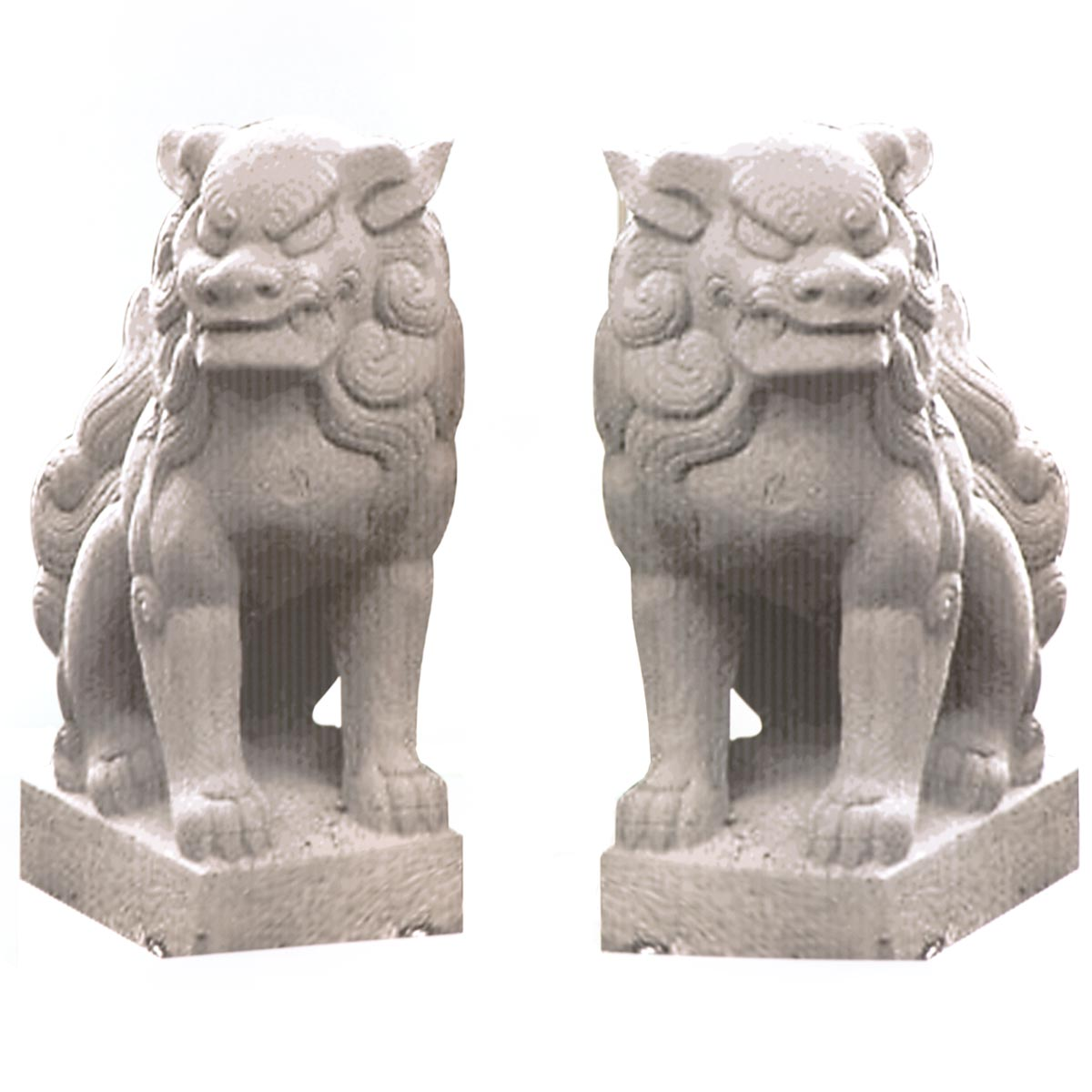 Foo Dogs Kit - Set of 2