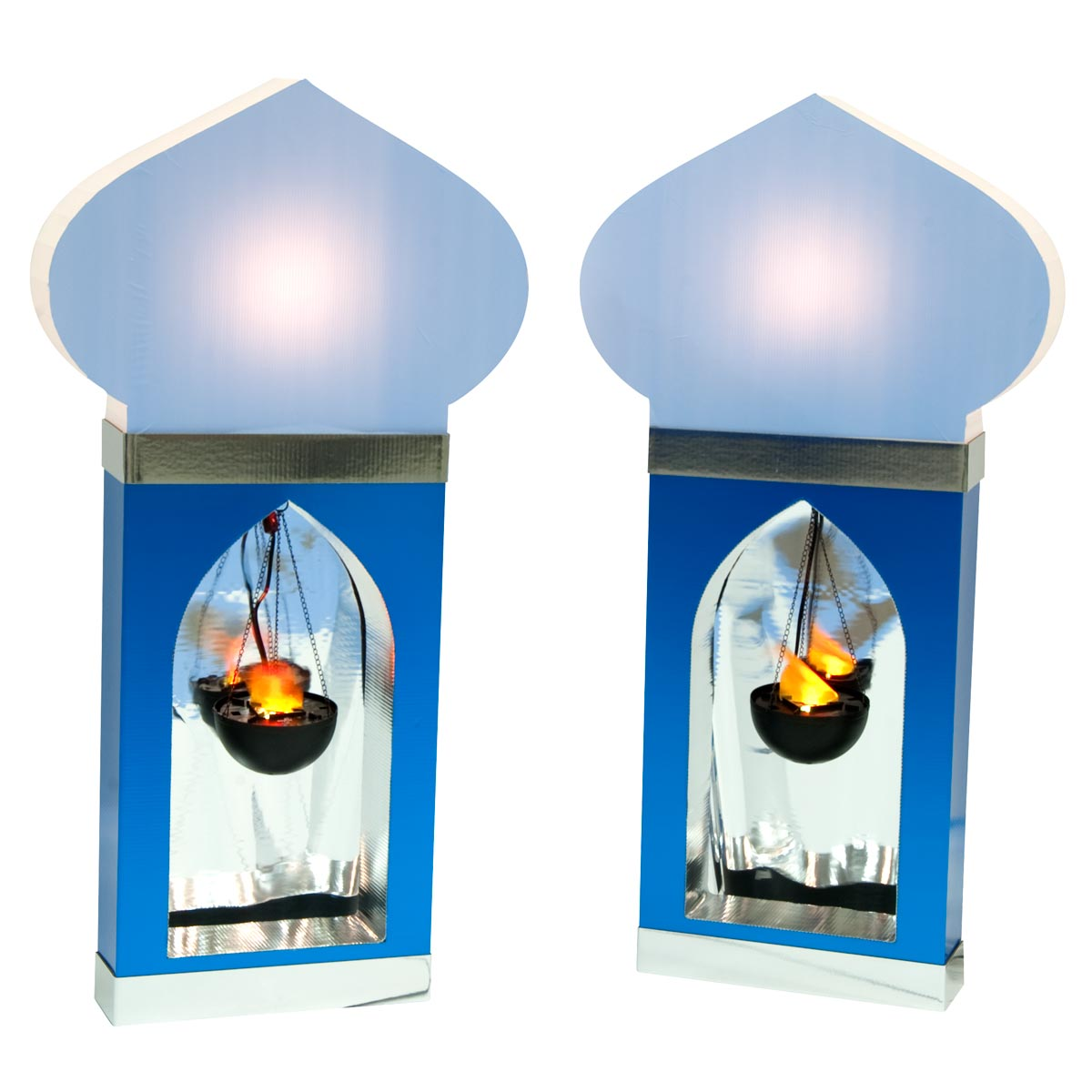 Arabian Light Torches Kit Set of 2