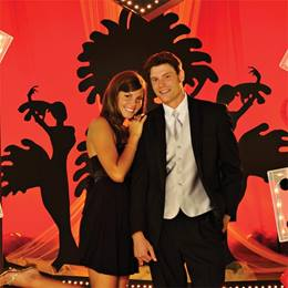 Showgirl Silhouette Kit (set of 3)