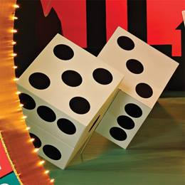 Thank Your Lucky Dice Kit (set of 2)