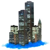 City Center Buildings Kit