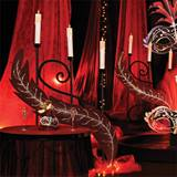 Fire Kissed Candelabra Kit (set of 2)