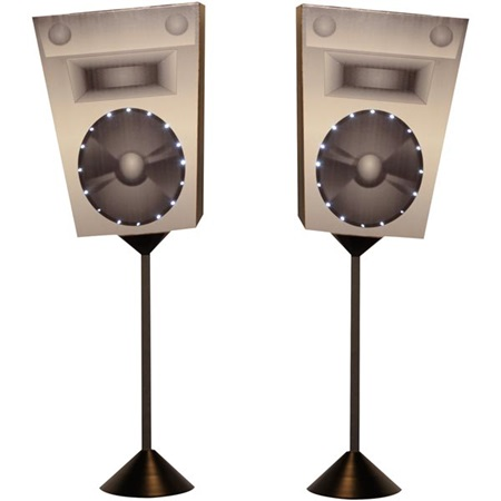 Pump Up the Volume Short Speakers Kit (set of 2)
