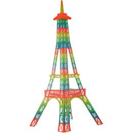 Neon Glow Eiffel Tower Kit