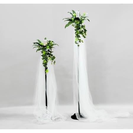 Infinitys Kiss Candle Stands Kit - Set of 2