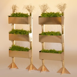 Grand Garden Planter Stands Kit (set of 2)