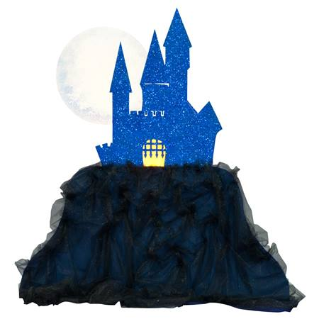 Midnight Mystery Castle and Moon Kit
