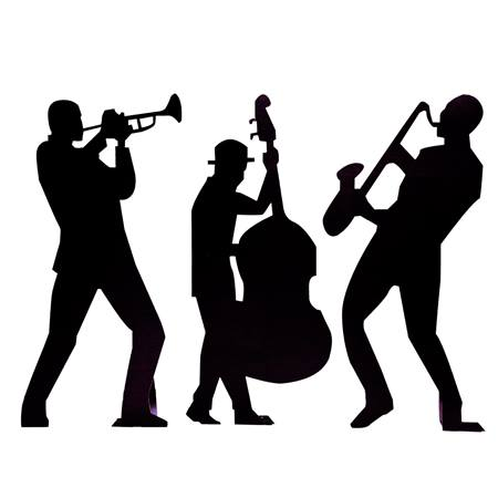 Back in Time Jazz Band Members Kit (set of 3)