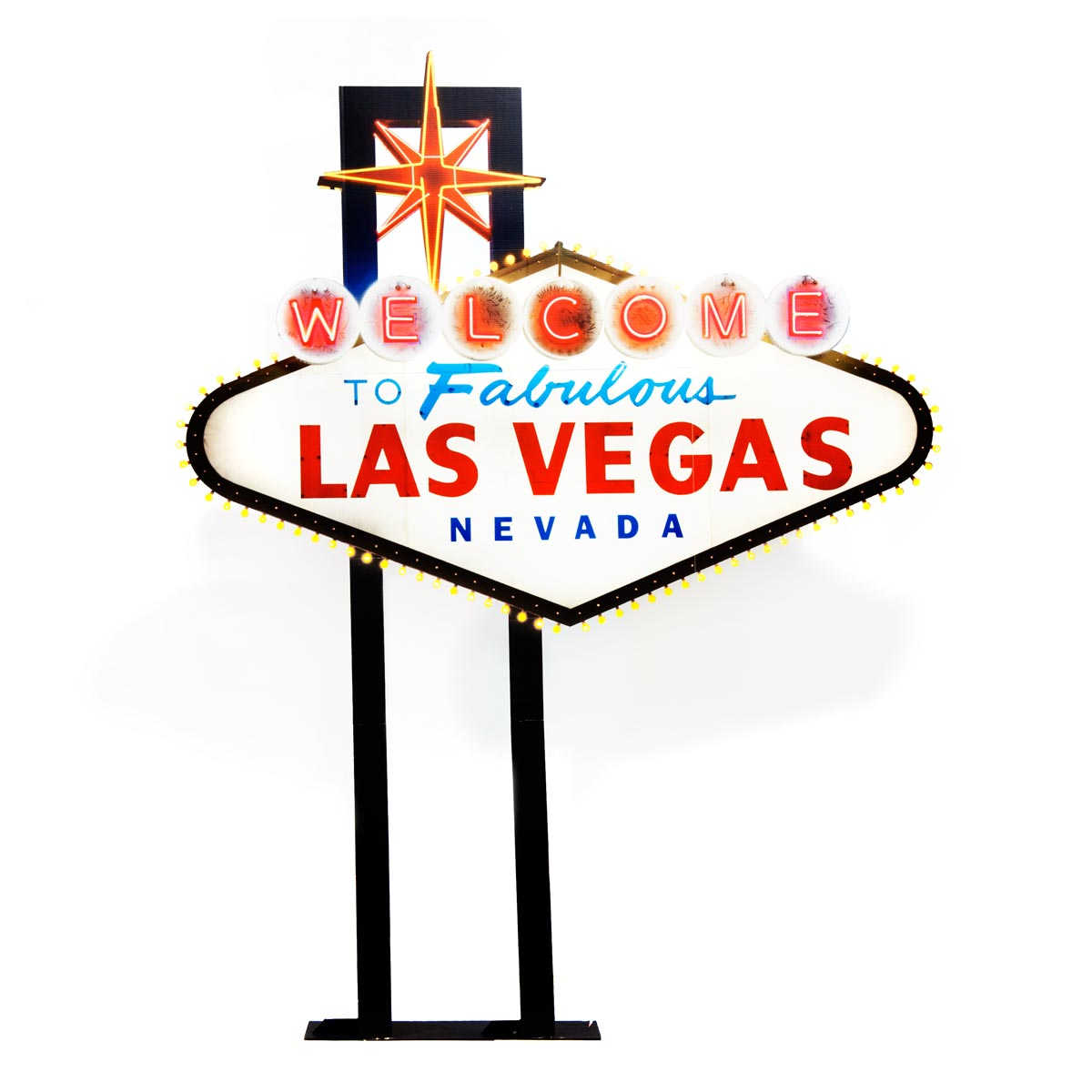 Fabulous Las Vegas Sign Kit