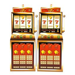 Jackpot Jubilee Small Slots Kit (set of 2)