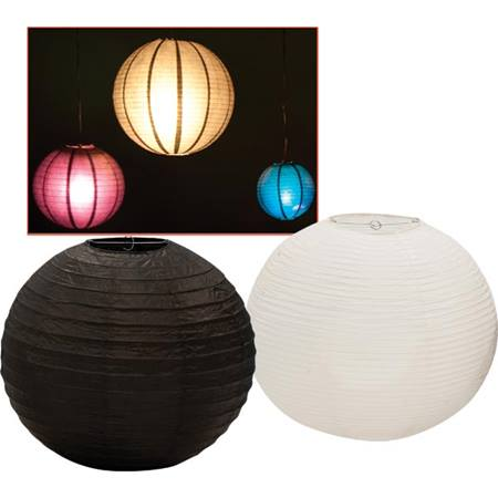 Ball Lantern Set – 24 inches