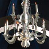 Resplendent Lit Chandelier Kit