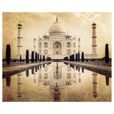Photo Mural - Taj Mahal