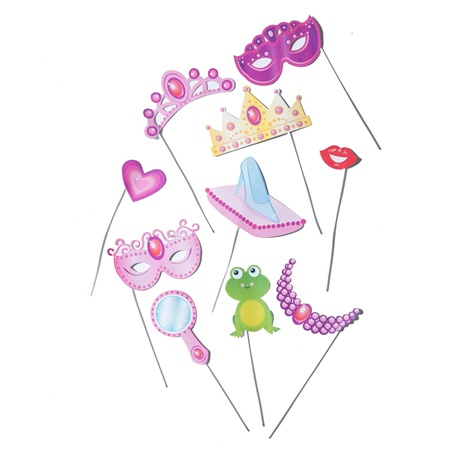 Photo Prop Kit - Princess