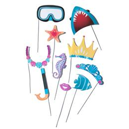 Photo Prop Kit - Under the Sea
