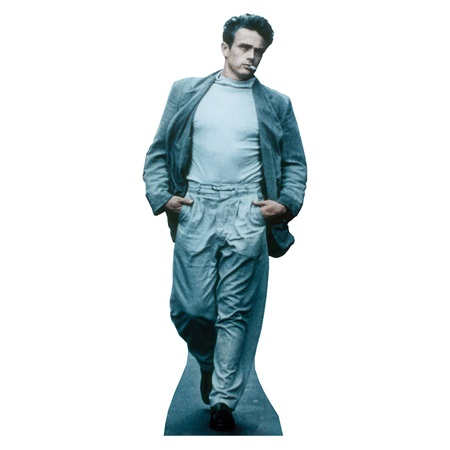James Dean Life Size Stand Up