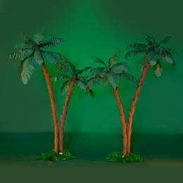 They've Got Jungle Fever Palm Trees Kit (set of 2)