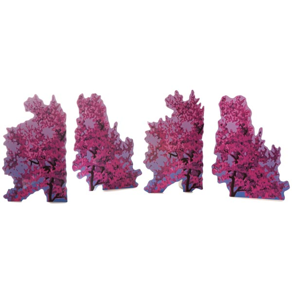 Cherry Blossom Trees of Myth Kit