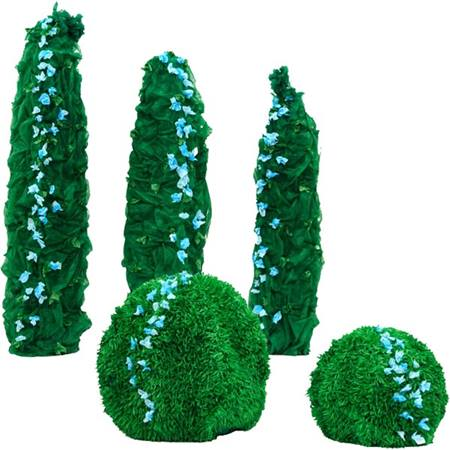 On the Breeze Trees and Bushes Kit
