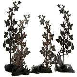 Ebony Accents Trees Kit - Set of 4