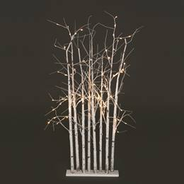 Tall Birch Tree Clusters Kit