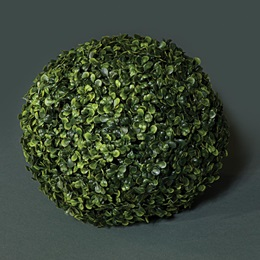 Boxwood Greenery Ball
