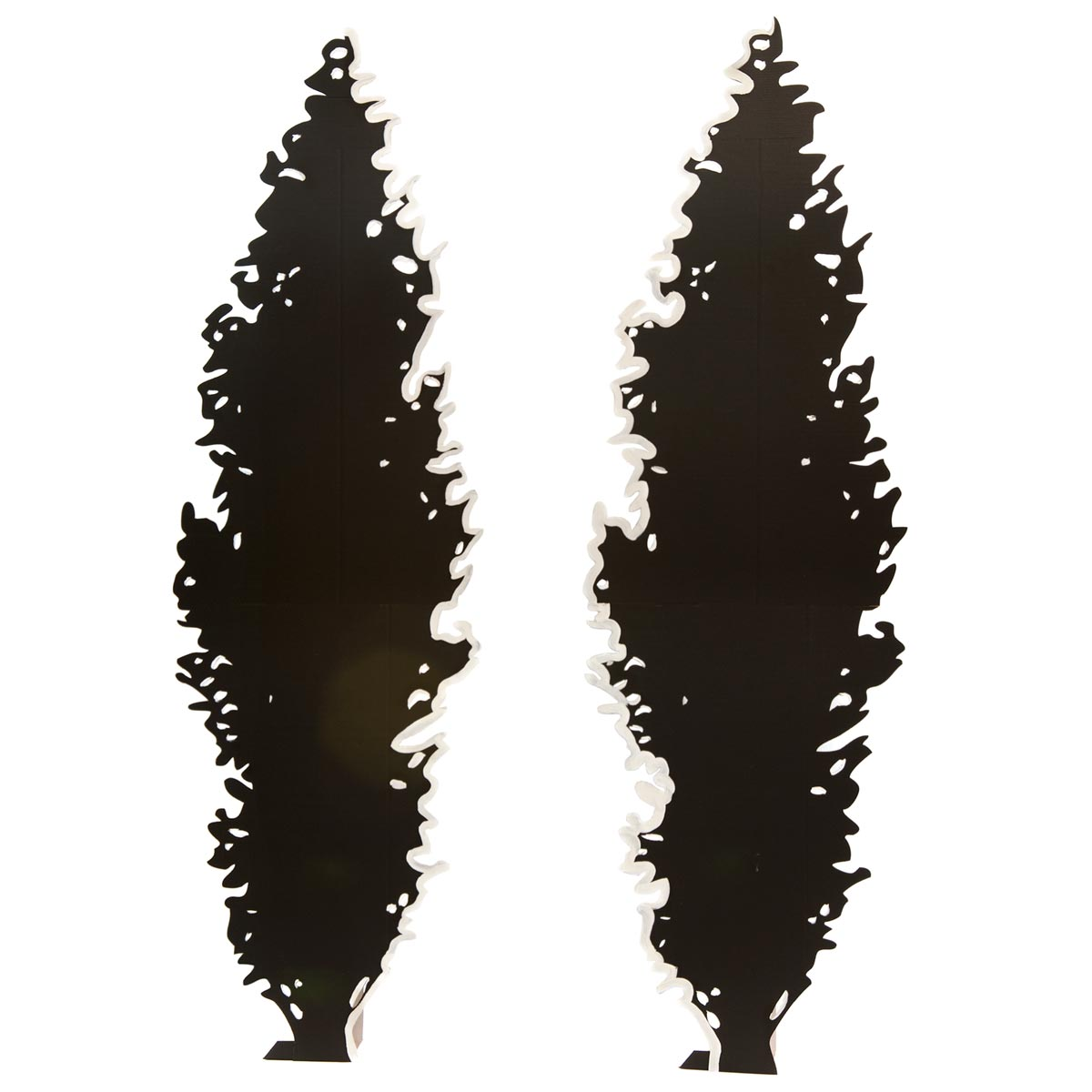 Louisiana Nights Trees Kit (set of 2)