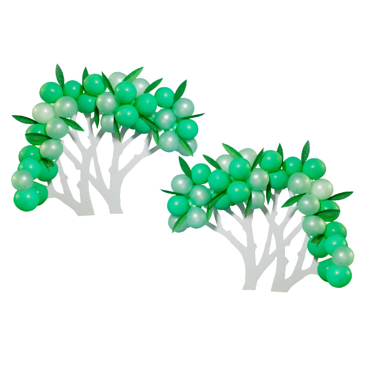 Emerald Escape Bushes Kit (set of 2)