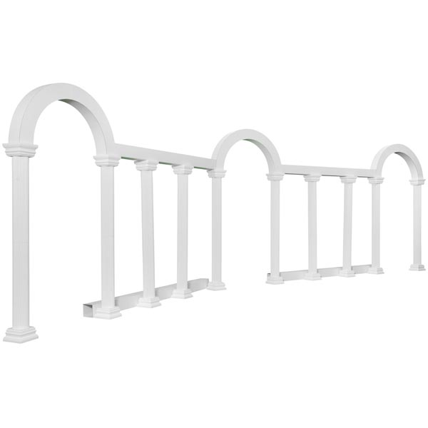 Going Greek Arch/Column Structure Kit