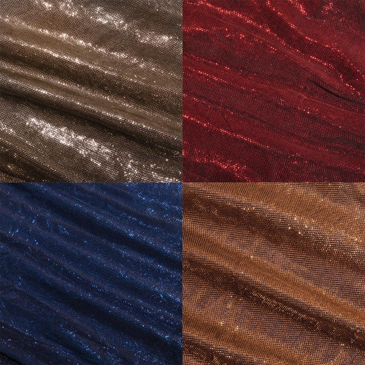 shiny tulle - Gossamer Fabric