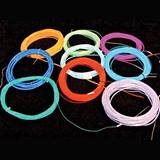 Electroluminescent Decorating Wire