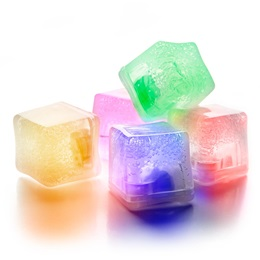 Light-up Ice Cube