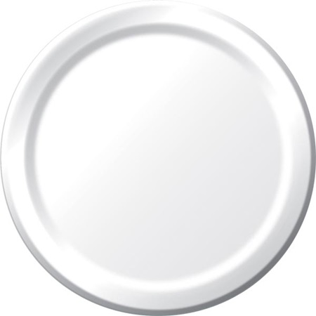 7 inch Dessert Paper Plates – Package of 24