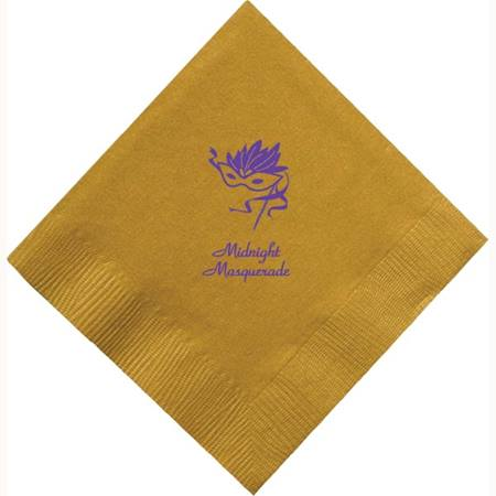 Imprinted Dinner Napkins