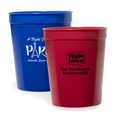 Plastic Party Cup - 16 ounce