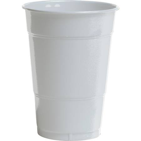 16 ounce Plastic Cups - Package of 20