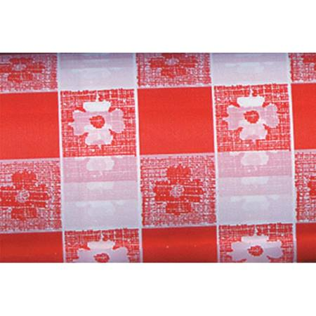 Table Cover – Red Gingham