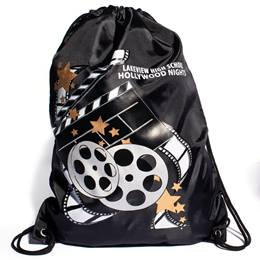 Movie Clapboard Full-color Backpack