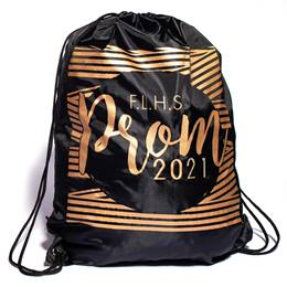 Prom Stripes Full-color Backpack